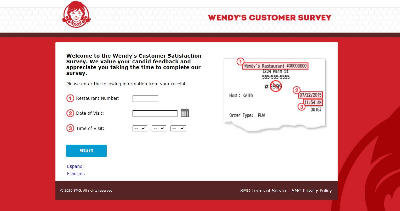TalktoWendys - Wendy's Survey - www.wendyswantstoknow.com