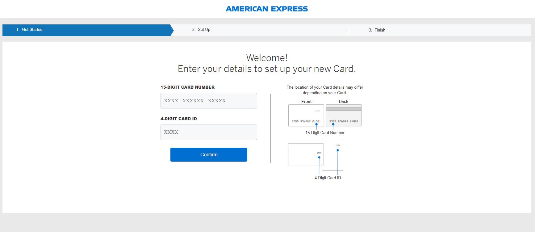 Americanexpress.com/confirmcard - Activate Confirm AMEX Card Now!